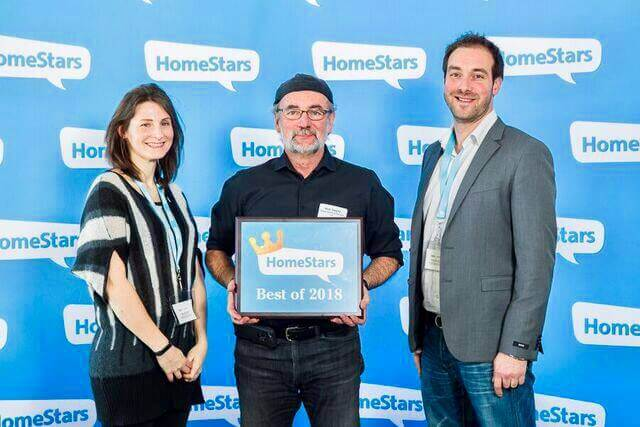 Robart Electrical Services Ltd Best Of Homestars 2018 Winner