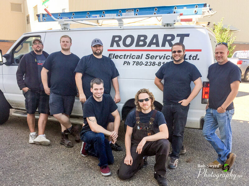 Robart Team Members
