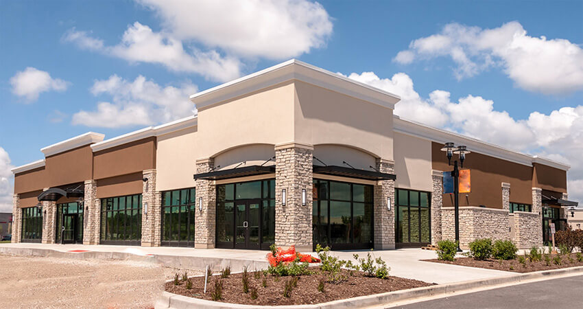 Commercial Retail Lease Hold Improvements