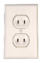 electrical outlet without ground
